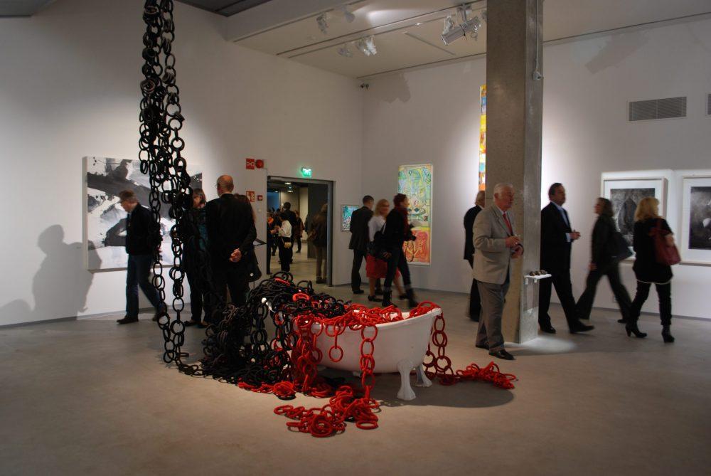 Taiteilijaseuran toiminta 2012