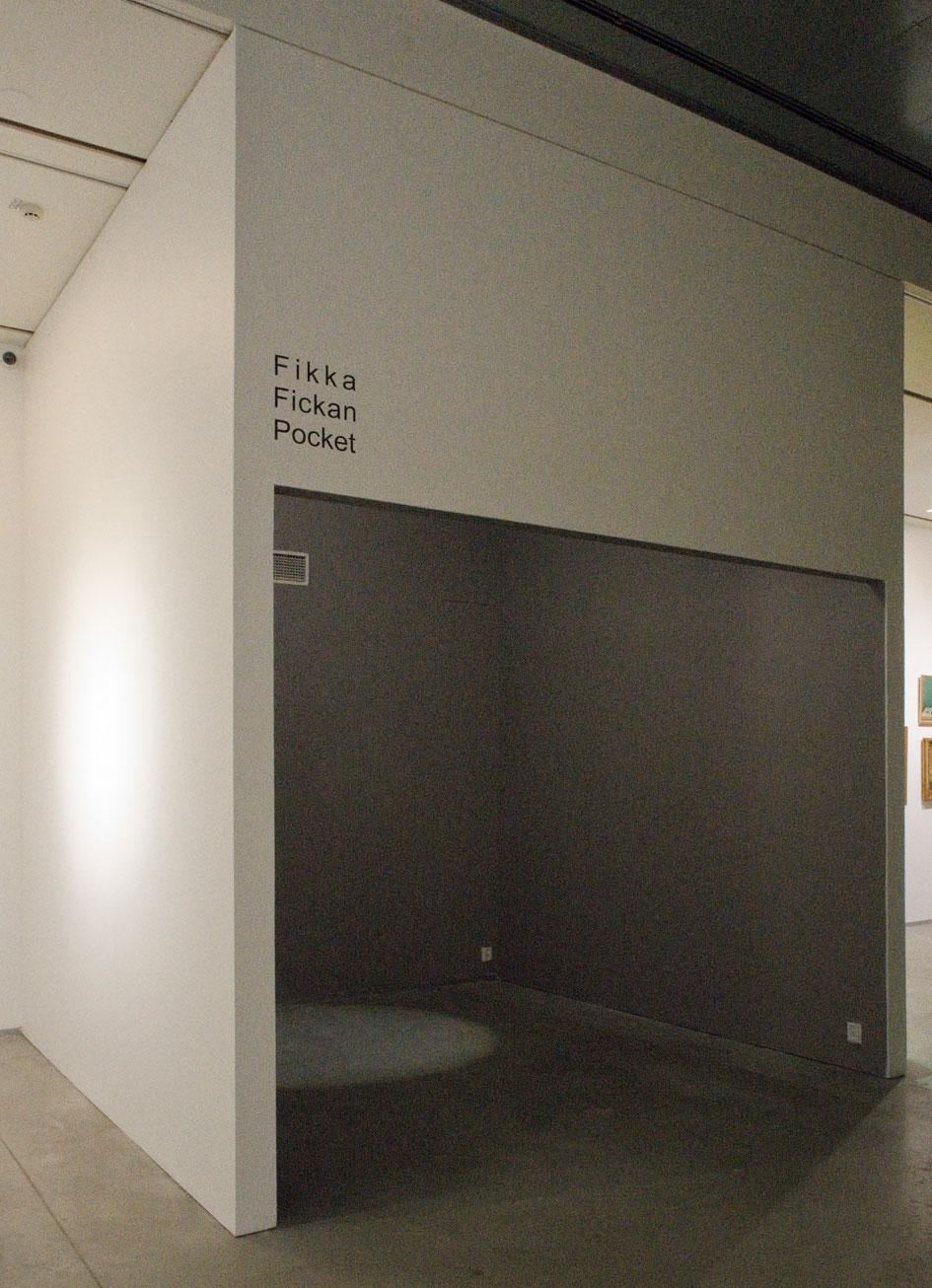 Galleria Fikka avattu